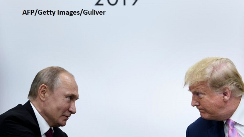 Putin, Trump - Getty