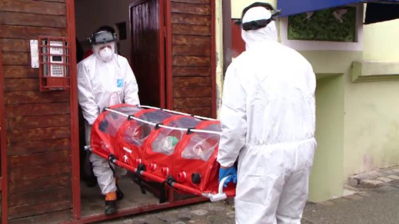 Noi decese provocate de coronavirus în România. Printre victime, o tânără de 27 de ani