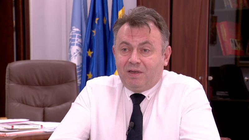 """Ministrul Sănătății, despre criza din spitale: """"Voi intra și în blocul operator, dacă este nevoie"""""""