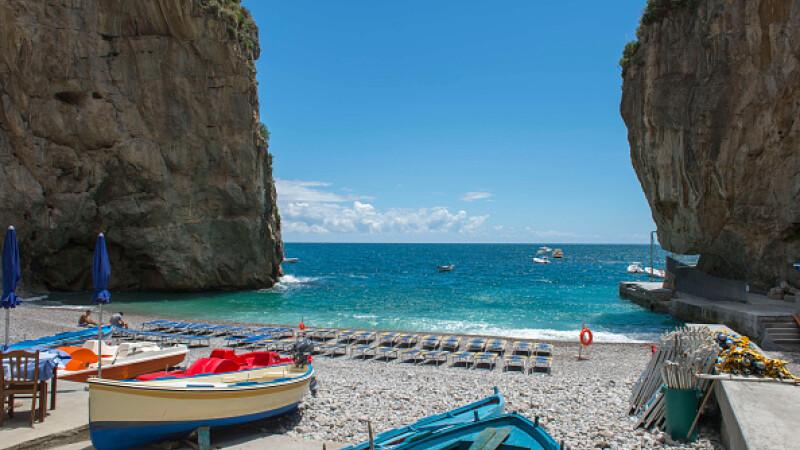 plaja italia