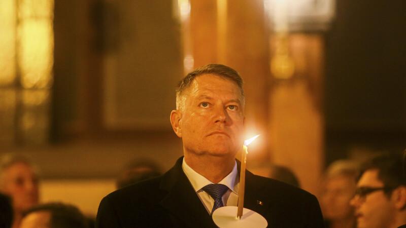 """Mesajul de Paște al lui Klaus Iohannis: """"Împreună, vom ieși învingători"""""""