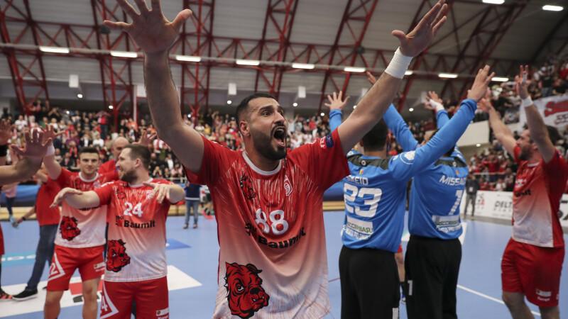 Echipa românească eliminată de coronavirus din cupele europene, deși nu a pierdut niciun meci