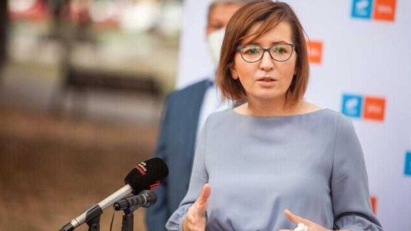 Ioana Mihăilă, noul ministru al Sănătății. Președintele a semnat decretul