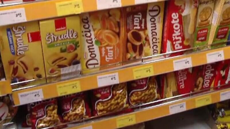 Produse sârbești în magazinele din vestul țării. 20 de producători s-au unit