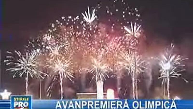 Cerul Chinei va fi luminat de artificii