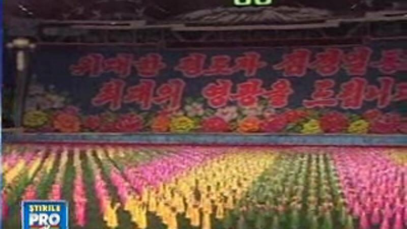 Festivităţi în Coreea