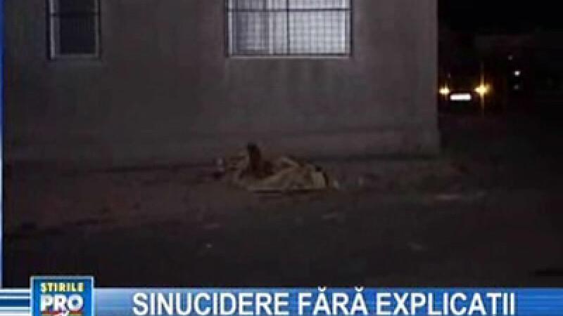 Sinucidere învăluită în mister la Râmnicu Sărat