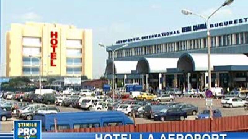Aşa ar putea arăta hotelul de lângă Otopeni