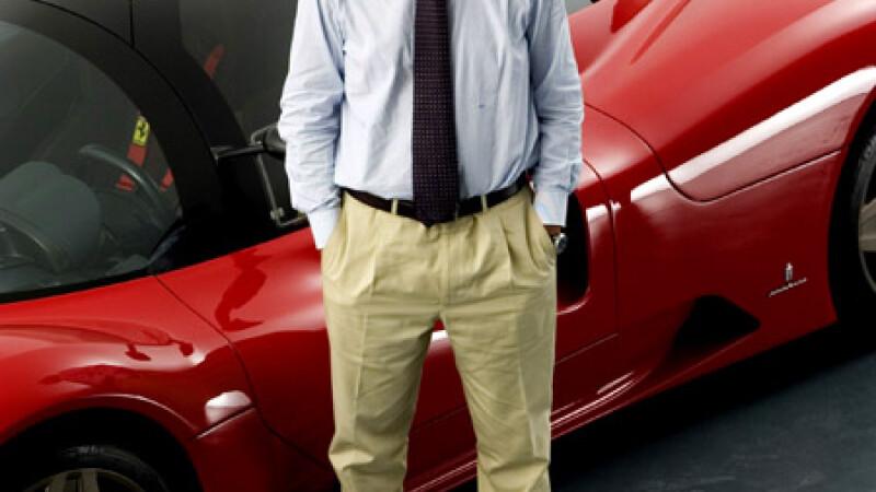 Andrea Pininfarina, unul din cei mai mari designeri auto