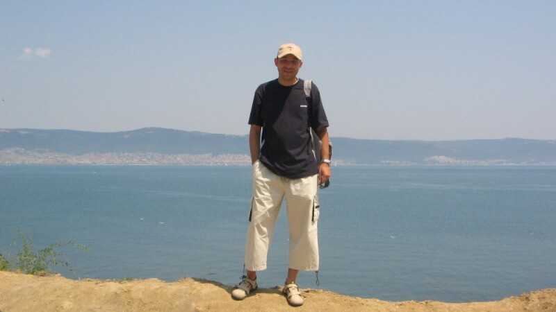 Ramon Cotizo la Sunny Beach