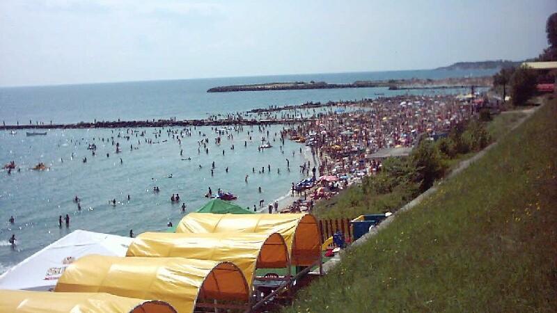 Plaja aglomerata
