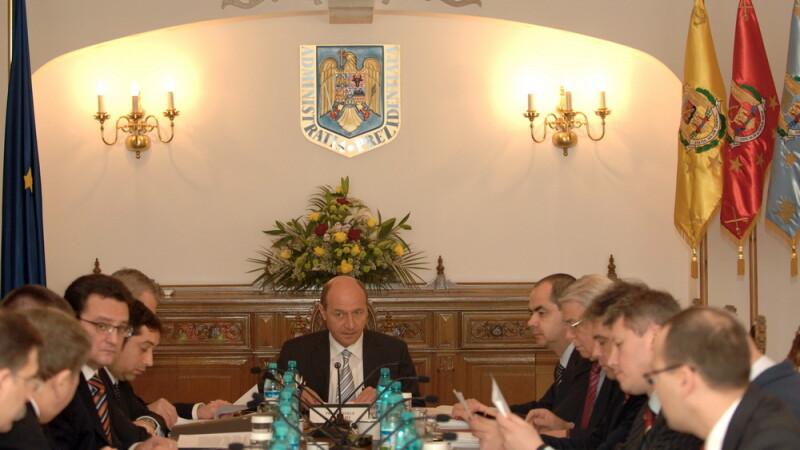 CSAT se reuneste pe tema situatiei din Osetia