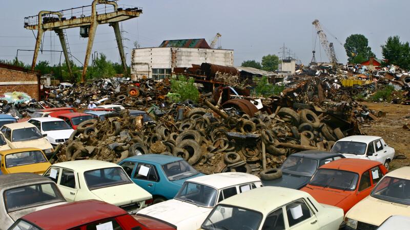 Cimitir de maşini