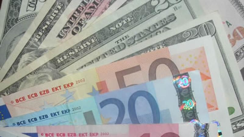 Referinta BNR a urcat la 3,6773 lei/euro