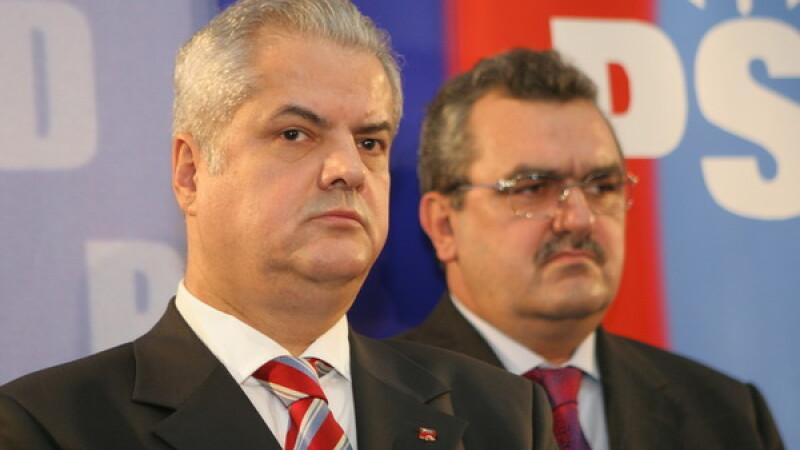 Adrian Năstase, Miron Mitrea