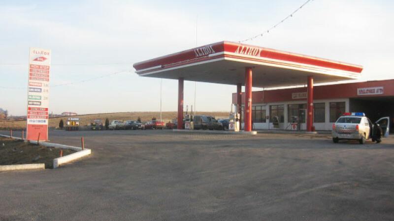 Pericol de explozie la o benzinărie de lângă Buzău!