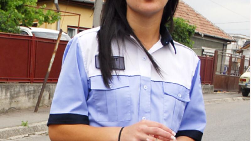 poliţistă