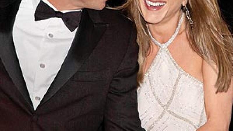 Brad Pitt si Jennifer Aniston