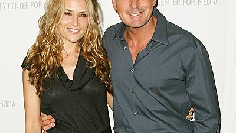 Charlie Sheen si Brooke Mueller