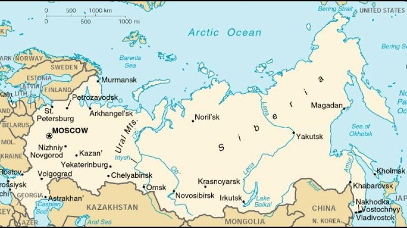 Cutremur puternic in Rusia