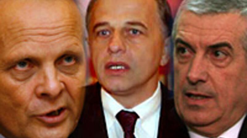 Tăriceanu, Stolojan şi Geoana vor functia de prim-ministru