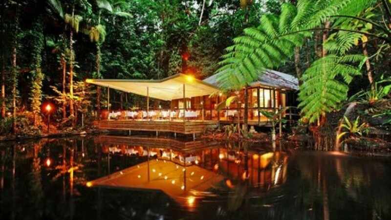 Daintree Eco Lodge & Spa din Queensland, Australia