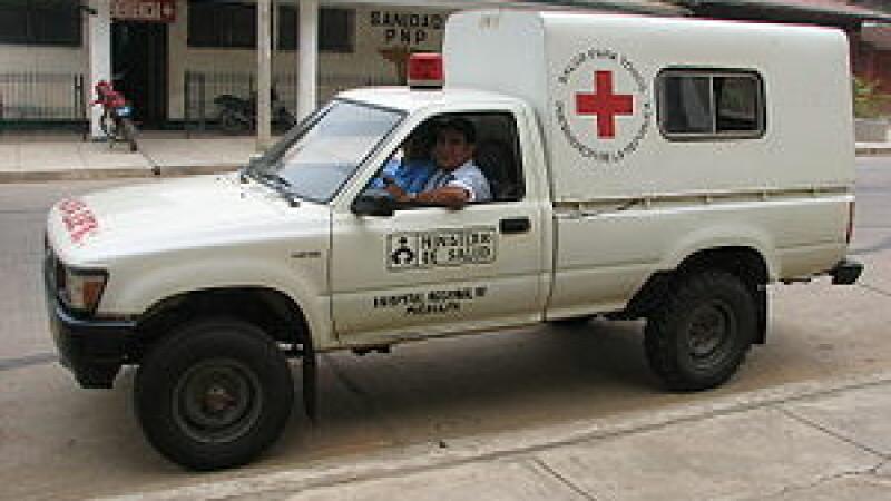 Ambulanta Peru