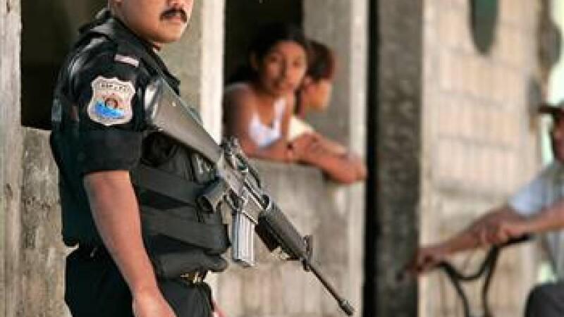 politist Mexic