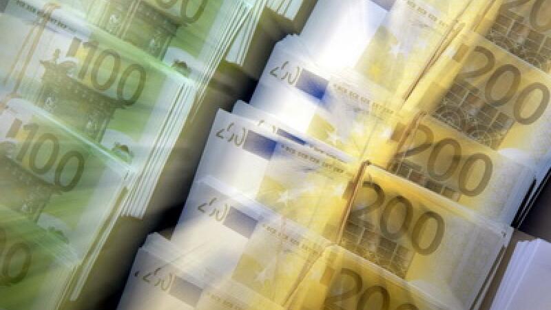 Euro bancnote, fisicuri, cupiuri