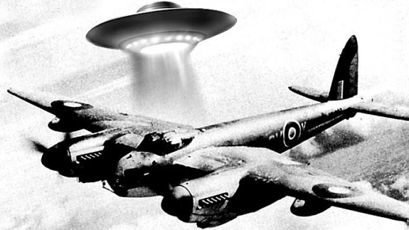 Churchill si Eisenhower au tainuit existenta OZN-urilor ivite in anii 40