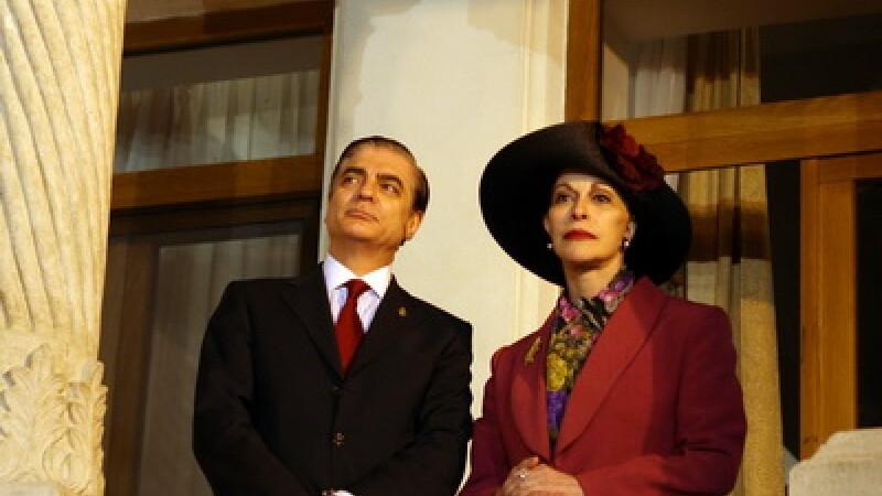 Printul Paul de Romania si sotia sa Lia