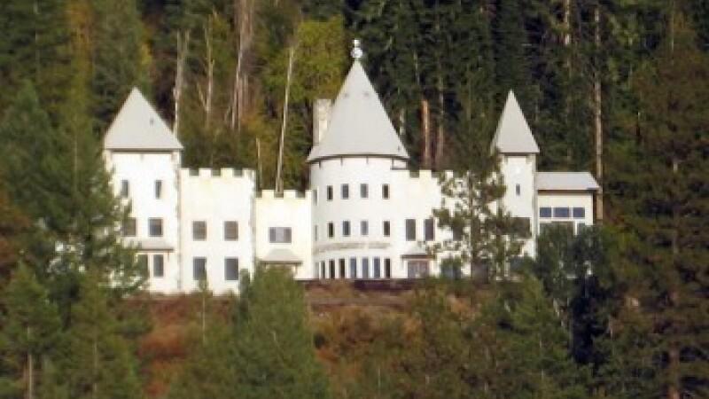 Castelul din Idaho