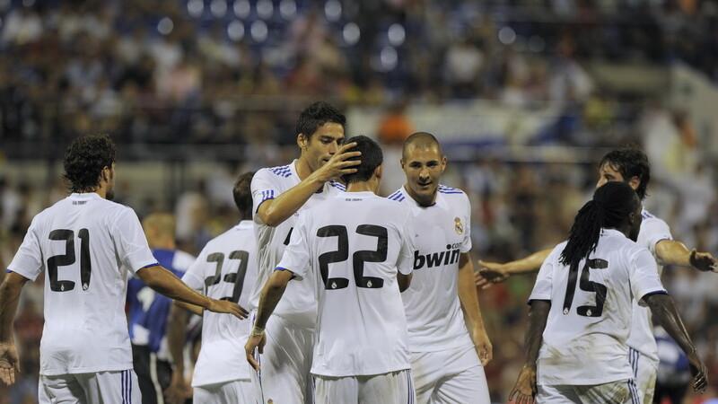 Trofeul Bernabeu: Real Madrid – Penarol Mon