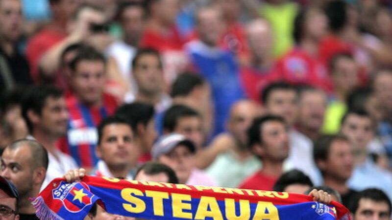 FC Steaua Bucuresti, suporteri, galerie