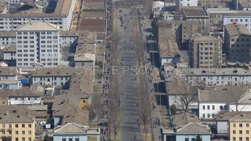 Pyongyang - Coreea de Nord - 8