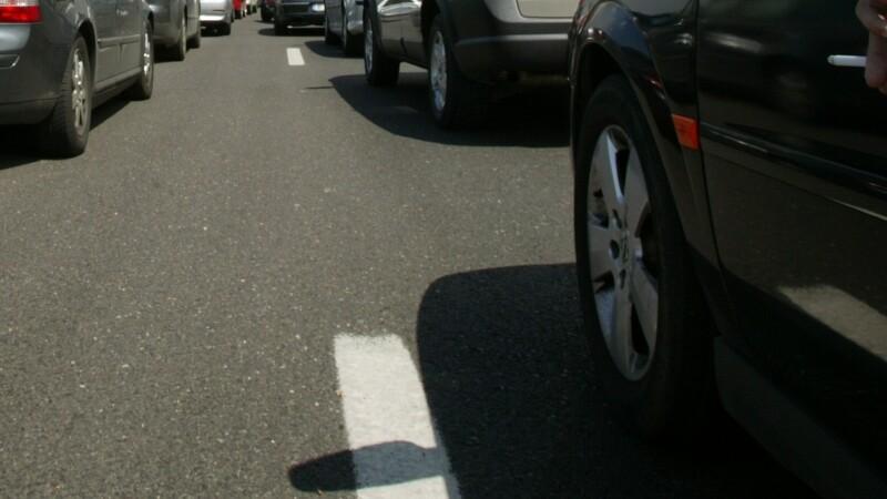 Aglomeratie autostrada Soarelui