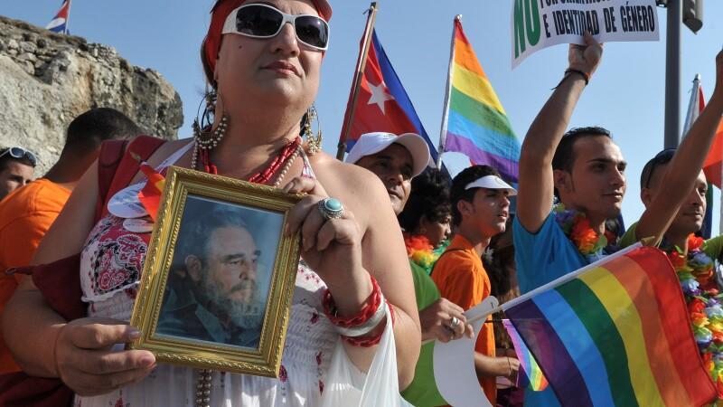 Ce cadou a primit Fidel Castro la 85 de ani