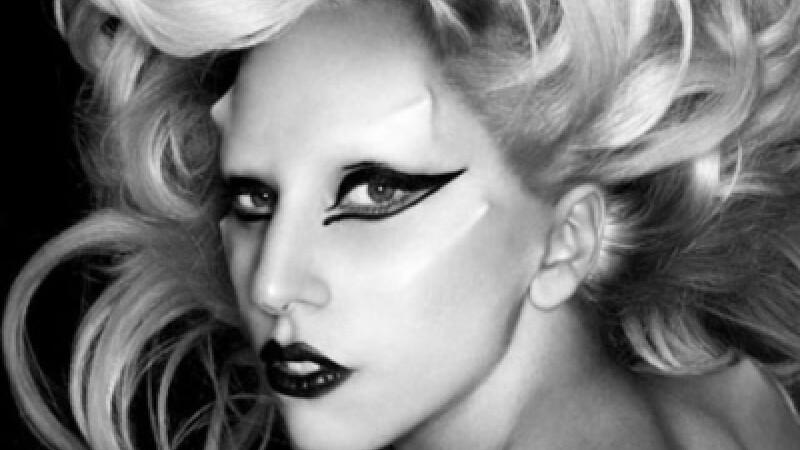 lady gaga topless promo VMA MTV