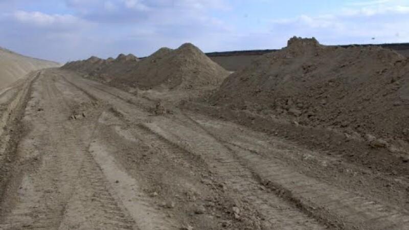 excavatii, sapaturi, autostrada