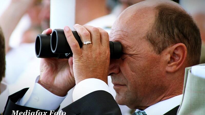 Secretul studentului Traian Basescu, spulberat de un coleg