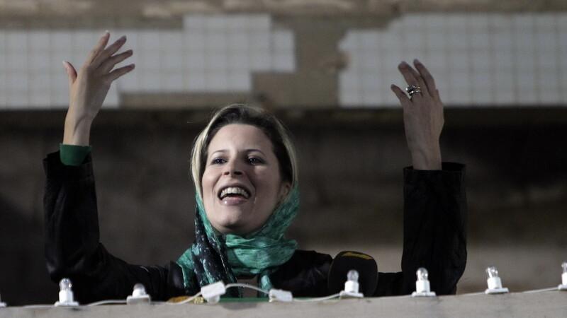 Aisha Ghaddafi