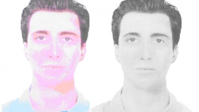 teroristul din Burgas, portret robot