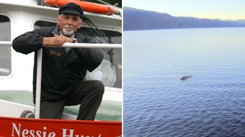 De 26 de ani cauta monstrul din Loch Ness. Astazi, acest barbat este sigur ca l-a fotografiat