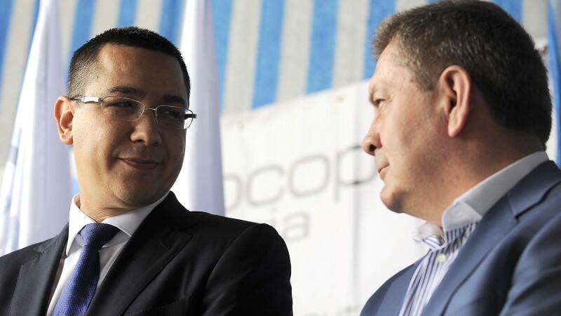 Victor Ponta, Ioan Rus