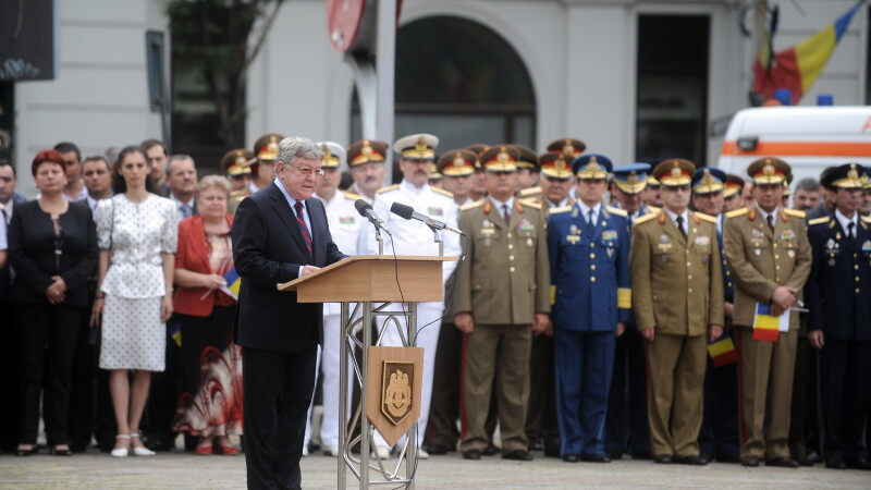 Ministrul MAPN, Corneliu Dobritoiu
