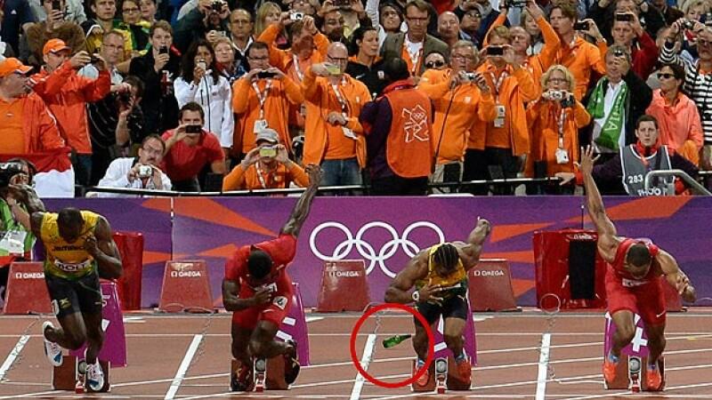 Usain Bolt - Sticla