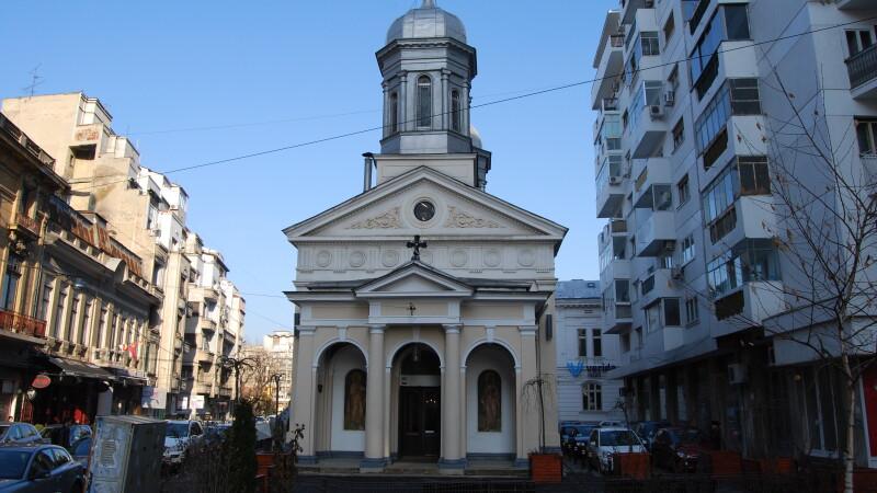Biserica Alba din Bucuresti
