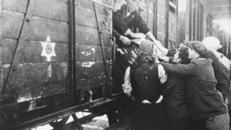 evrei in lagarul de concentrare, Treblinka