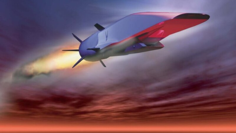 avion supersonic, Waverider