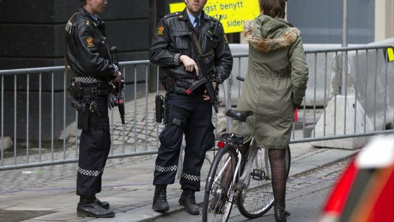 Politisti Norvegia